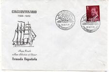 Cincvuentenario Buque Escuela Juan Sebastian Elcano Cadfiz año 1978 (DZ-565)
