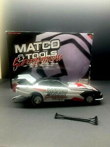 Action Racing 1/24 scale Matco Tools Super Nationals 1997 Dodge Funny Car