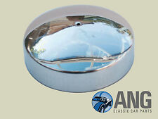 MGA, SPRITE, MG MIDGET >'74 CHROME PLATED & VENTED OIL FILLER CAP 8G612