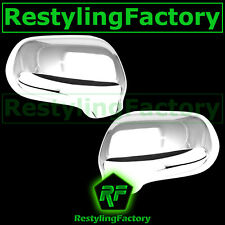 06-11 Honda Civic Triple Chrome Plated Mirror Cover for Sedan only 1 pair kit