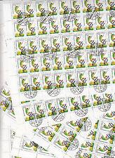 Hongrie MAGYAR Posta11 feuilles Mexico 86 coupe du monde football ref C1986 4 ft