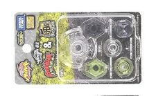 TAKARA TOMY Beyblade WBBA Limited Parts Bottom MS+S+WD Tip Track 6 PCS Set