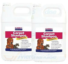 2 Gallons Kirby Allergy Control Shampoo for Pet Owners 237507