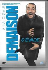 DVD ZONE 2--SPECTACLE--FRANCOIS XAVIER DEMAISON--DEMAISON S'EVADE A LA GIGALE