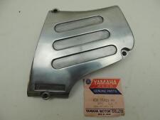 438-15421-00 NOS Yamaha Crankcase Engine Sprocket Cover 1974 DT360 DT250 W4371