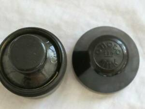 Retro 1930s  Onoto The Ink Bakelite Ink Bottle Holder