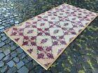 Area rug, Turkish rug, Vintage rug, Handmade rug, Wool rug Carpet   3,9 x 7,1 ft