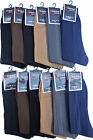 6 ,12 pairs Lot Knocker Men's Dress Socks Multi-Color casual fashion Size 10-13