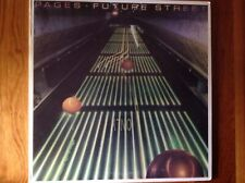 Pages-Future Street, Rare Promo Lp Record, Mr. Mister, M-