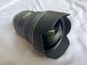 Tokina AT-X 16-28mm F2.8 Pro FX for Nikon