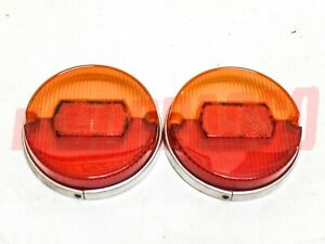 Plastic Lights Rear Fiat 850 Sedan Special Coupe until The 5/66 Catalux