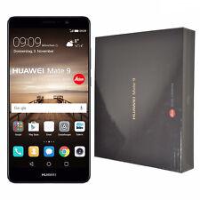 BNIB Huawei Mate 9 Dual-SIM 64GB MHA-L29 Black Factory Unlocked 4G/LTE Simfree