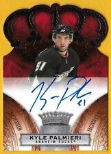 Kyle Palmieri -  2010-11 Crown Royale #172  AU RC  Serial # 245/499