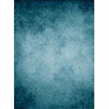 2.1m x 1.5m Retro Dunkel blau Fotografie Fotohintergrund Hintergrund Fotostudio