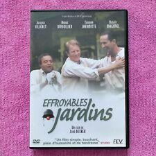dvd film Effroyables Jardins avec Jacques Villeret