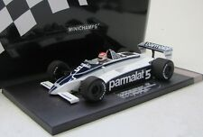 1:18 Minichamps Brabham Ford BT49C World Champion 1981 Nelson Piquet Nr. 5, NEU