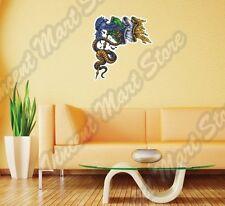 "Ireland Flag Irish Snake Bird Fighting Wall Sticker Room Interior Decor 22""X22"""