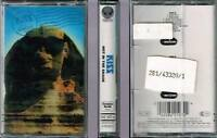 Kiss Cassette Tape Hot In The Shade Germany Release  Seller in U.S.A.