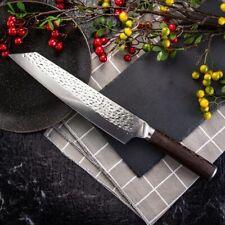 8.2'' Damascus Kitchen Knives vg10 Japanese Damascus Steel Chef Kiritsuke Knife