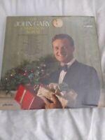 The John Gary Christmas Album vinyl record LP