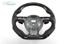 Carbon Fiber Customized Steering Wheel for Audi S5 S6 A6 A7 S7 S-Line 2012-ON