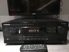 Top Pioneer VSX-409 RDS Hifi / Dolby Receiver mit Fernbedienung 100% Funktion