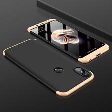 Funda Xiaomi Redmi S2 Carcasa 360 Coques Case Caso negro oro etuis dual hybrid