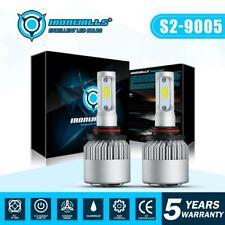 IRONWALLS 9005 HB3 LED Headlight Bulb Conversion Kit High Beam 6000K White Light