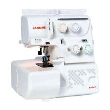 NEW Janome 8004D Overlocker, Serger, Professional Rolled Hem, 4 thread
