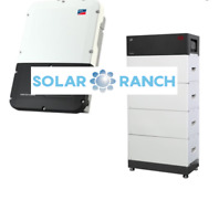 BYD B-BOX HVS 10.2 Hochvolt mit SMA SBS 5.0 Energiespeicher Set