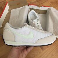 Nike Women's Oceania Textile Trainers Size UK 5.5 EUR 39 White 511880 103 NEW