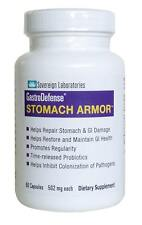 GastroDefense Stomach Armor : Boost bowel and immune system health. Proprietary