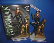Catwoman Julie Newmar LE Maquette Statue 1966 Batman TV Series Tweeterhead New!