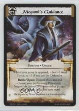 2012 Legend of the Five Rings CCG - Seeds Decay #2 Megumi's Guidance Card 1i3