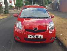 Toyota Yaris 1.0 VVT-i  TR 2010 5 DOOR ONLY £30 ROAD TAX