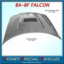 BONNET VENT FOR BA-BF FALCON XR8 & FPV BULGE BONNET - AIR INTAKE SCOOP - NEW