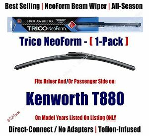 Super Premium NeoForm Wiper Blade (Qty 1) fits 2011-2014 Kenworth T700 16200