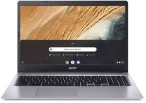 """Acer Chromebook 315 15.6"""" HD Intel N4000 32GB eMMC 4GB RAM Laptop"""