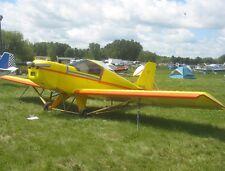 Fisher Avenger Kit Aircraft Ultralight Canada Airplane Desktop Wood Model Big
