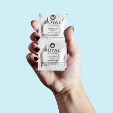 Royal Chocolate Flavored Condoms Ultra Thin Organic Vegan Latex, Bulk 234 Pack