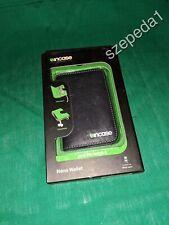 InCase iPod Nano 1st/2nd Gen Wallet / Case (Black) New!