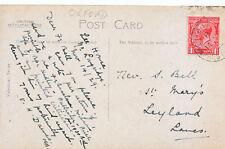 Genealogy Postcard - Family History - Rev Bell - Leyland - Lancashire   A1561