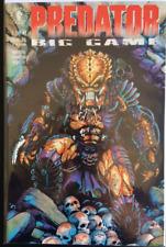 Dark Horse Comics PREDATOR Big Game # 1 1991 VG