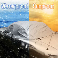 Car Cover Soft Top Roof Protector Half Cover Fit for Mazda MX-5 MK1 MK2 P0R8
