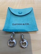 Tiffany & Co Orecchini. Argento STERLING. ottime CONDIZIONI.