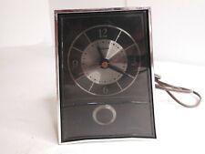 Vintage Sunbeam Electric Pendulum Clock Mod # 80-165