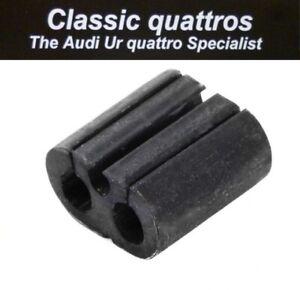 AUDI UR QUATTRO TURBO COUPE FUEL LINE GROMMET 80/90/100/200/COUPE B2  171201245