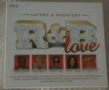 CD Album  Latest & Greatest R&B Love Box Set