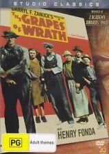 The Grapes of Wrath Studio Classics DVD 2cf2