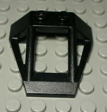 Lego Oberteil Spitze 4X4 Schwarz Cockpit                                 (973 #)